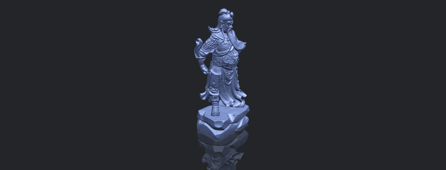 03_TDA0330_Guan_Gong_iiiB00-1.png Download free STL file Guan Gong 03 • 3D printable template, GeorgesNikkei