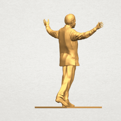 TDA0622 Sculpture of a man 04 A05.png Download free STL file Sculpture of a man 04 • 3D printer model, GeorgesNikkei