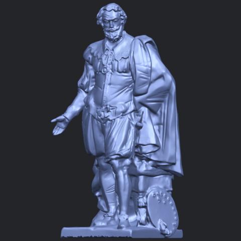 02_TDA0264_Peter_Paul_RubensB02.png Télécharger fichier STL gratuit Peter Paul Rubens • Modèle pour imprimante 3D, GeorgesNikkei
