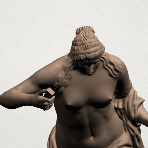 Naked Girl (xi) A10.png Download free STL file Naked Girl 11 • 3D printable model, GeorgesNikkei