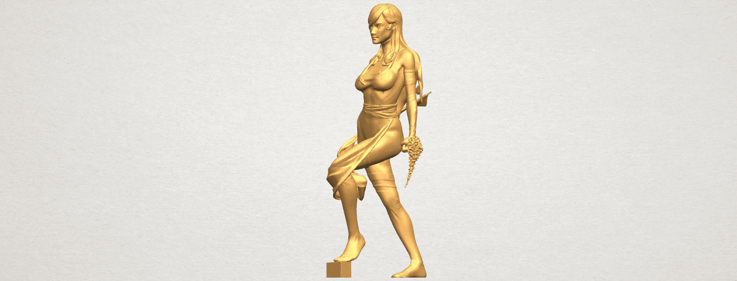 TDA0476 Beautiful Girl 10 A02.png Download free STL file Beautiful Girl 10 • 3D printable design, GeorgesNikkei
