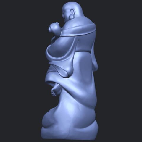03_Metteyya_Buddha_04_88mmB05.png Download free STL file Metteyya Buddha 04 • 3D printable object, GeorgesNikkei