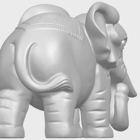 Elephant_03_-122mmA08.png Download free STL file Elephant 03 • 3D printable design, GeorgesNikkei