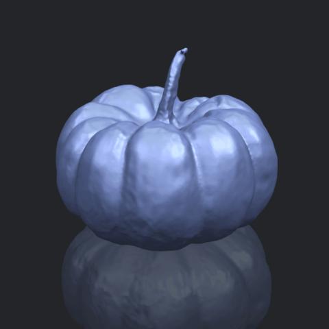 17_TDA0614_Pumpkin_02B00-1.png Download free STL file Pumpkin 02 • 3D print template, GeorgesNikkei