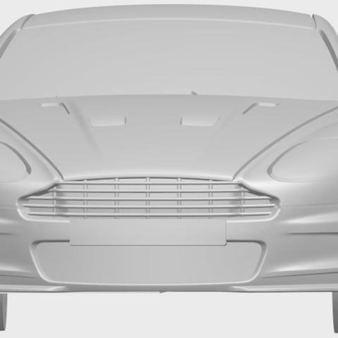 18_TDB008_1-50_ALLA09.png Download free STL file Aston Martin DBS • 3D printing object, GeorgesNikkei