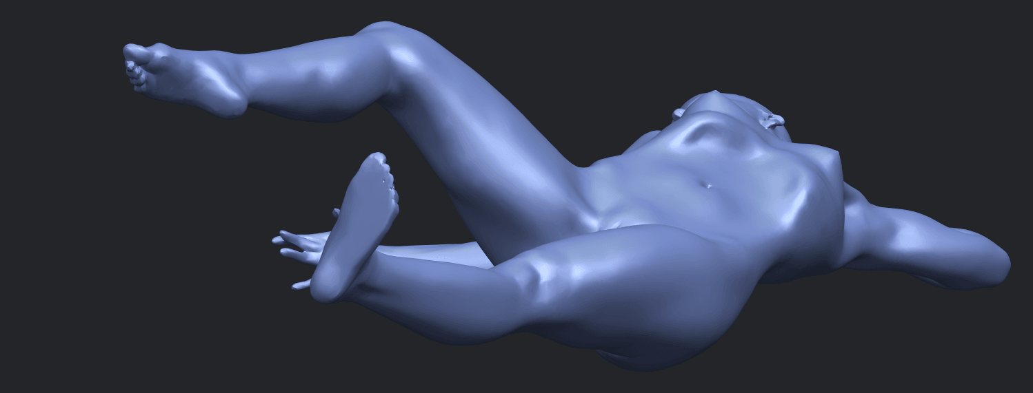 01_TDA0278_Naked_Girl_A05B02.png Download free STL file Naked Girl A05 • 3D printer template, GeorgesNikkei