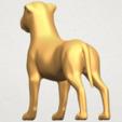 TDA0524 Bull Dog 05 A05.png Download free STL file Bull Dog 05 • 3D printer design, GeorgesNikkei