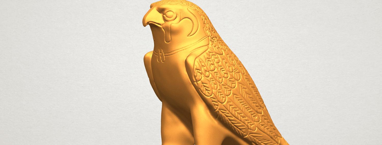 A11.png Télécharger fichier STL gratuit Aigle 04 • Design imprimable en 3D, GeorgesNikkei