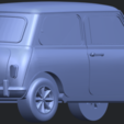 Free 3D printer designs Morris Mini Minor Mark-1, GeorgesNikkei
