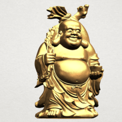 Download free STL files Metteyya Buddha 05, GeorgesNikkei