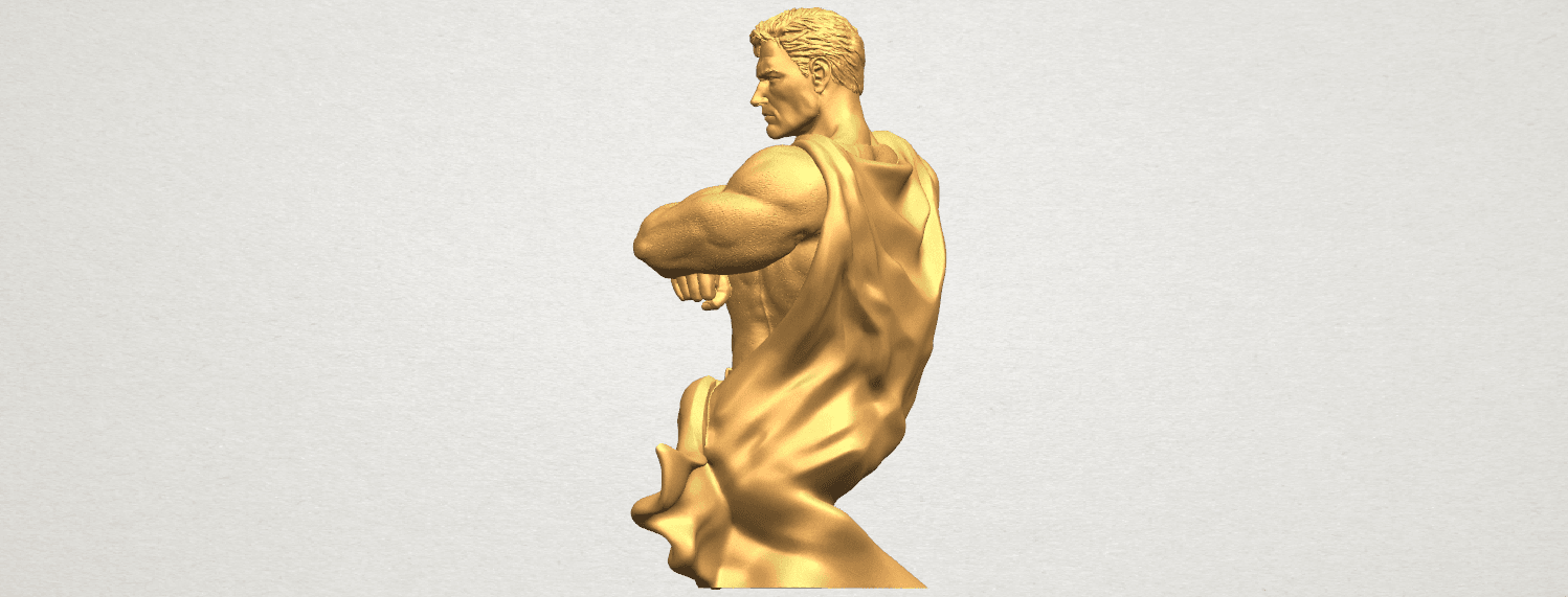 TDA0542 Superman A04.png Download free STL file Superman • 3D printable model, GeorgesNikkei