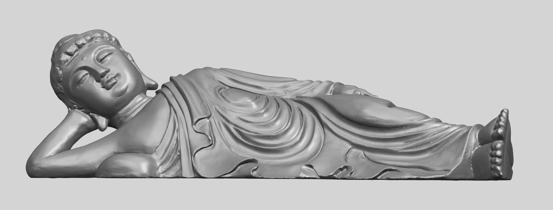 06_TDA0179_Sleeping_Buddha_(i)_88mmA02.png Download free STL file Sleeping Buddha 01 • 3D printable design, GeorgesNikkei