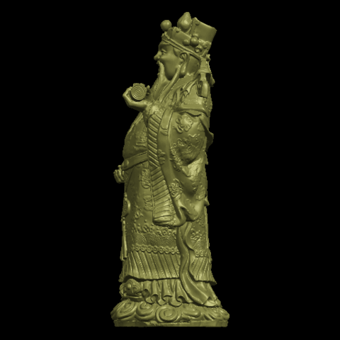 03.png Download free STL file God of Treasure • 3D printing model, GeorgesNikkei