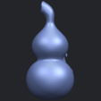11_TDA0335_Bottle_Gourd_01B07.png Download free STL file Bottle Gourd 01 • 3D printing template, GeorgesNikkei