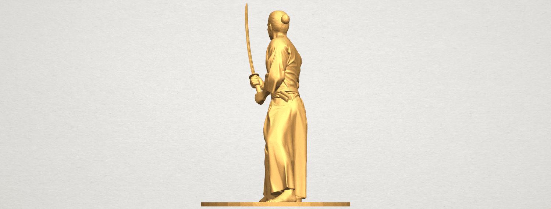 TDA0544 Japanese Warrior A03.png Download free STL file Japanese Warrior • 3D printer model, GeorgesNikkei
