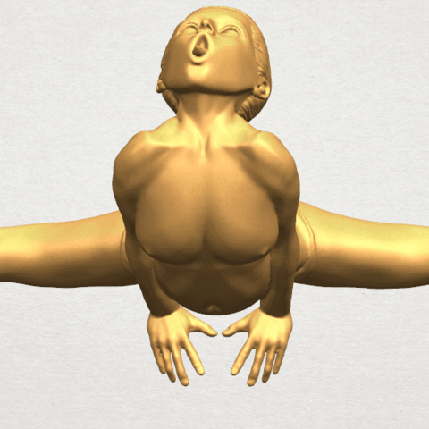 TDA0562 Naked Girl 20 open leg a01 ex1200.png Download free STL file Naked Girl 20 open leg • 3D printable template, GeorgesNikkei