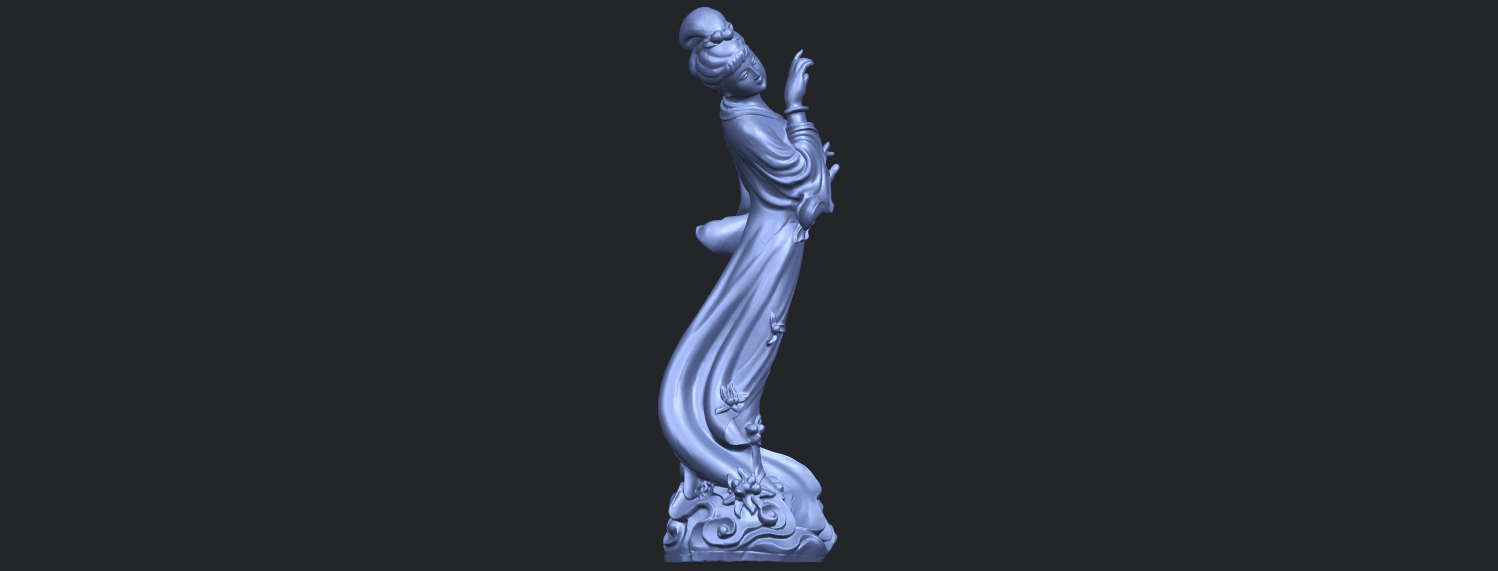01_TDA0448_Fairy_03B09.png Download free STL file Fairy 03 • 3D printable object, GeorgesNikkei
