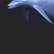 27_TDA0613_Dolphin_03A10.png Download free STL file Dolphin 03 • Design to 3D print, GeorgesNikkei