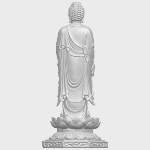 10_TDA0176_Gautama_Buddha_Standing_iiiA09.png Download free STL file Gautama Buddha Standing 03 • 3D printing design, GeorgesNikkei