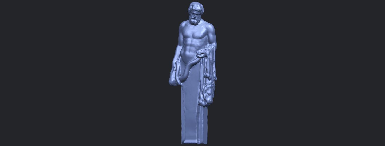 24_TDA0466_Sculpture_of_a_man_02_ex500B02.png Download free STL file Sculpture of a man 03 • 3D print model, GeorgesNikkei