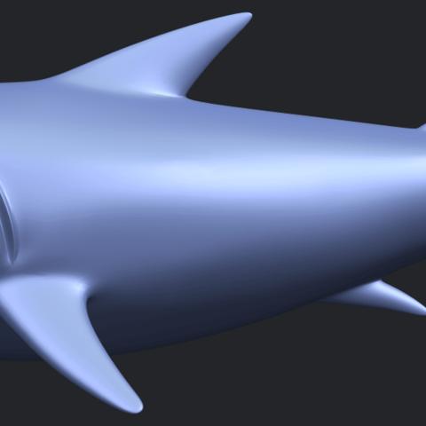 11_TDA0486_SharkB01.png Download free STL file Shark • 3D print design, GeorgesNikkei