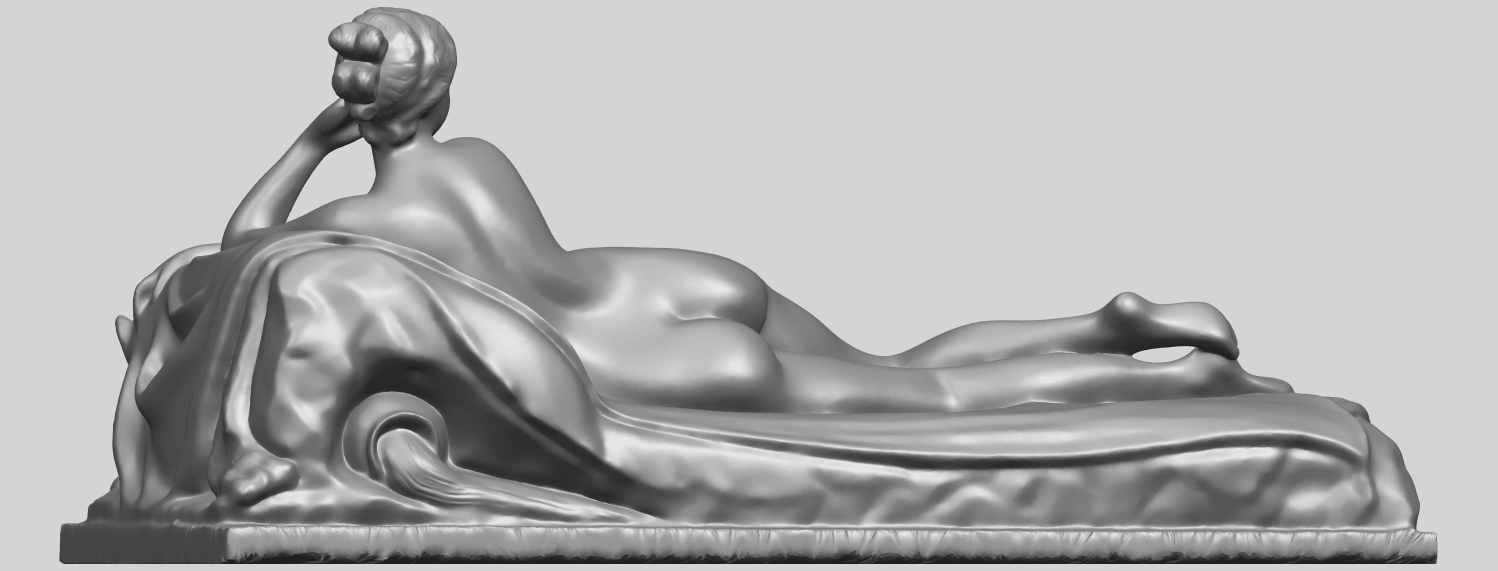 11_Naked_Girl_Lying_on_Bed_i_60mmA06.png Download free STL file Naked Girl - Lying on Bed 01 • 3D printable object, GeorgesNikkei
