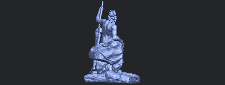 14_Naked_Warrior_88mm_(repaired)B07.png Télécharger fichier STL gratuit Guerrier nu • Plan pour impression 3D, GeorgesNikkei