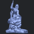 Download free 3D printer templates Naked Warrior, GeorgesNikkei