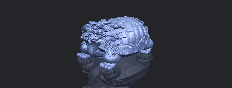 01_TDA0333_Dragon_TortoiseB00-1.png Télécharger fichier STL gratuit Tortue dragon • Objet imprimable en 3D, GeorgesNikkei