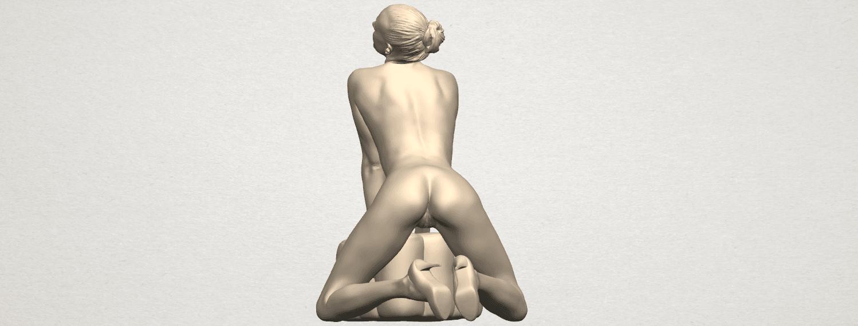 TDA0290 Naked Girl B07 02.png Télécharger fichier STL gratuit Fille Nue B07 • Objet pour imprimante 3D, GeorgesNikkei