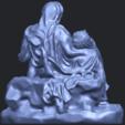 05_TDA0238_La_PietaB07.png Télécharger fichier STL gratuit La Pieta • Modèle pour impression 3D, GeorgesNikkei