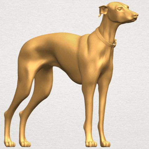 TDA0531 Skinny Dog 03 A02.png Download free STL file Skinny Dog 03 • 3D printer model, GeorgesNikkei