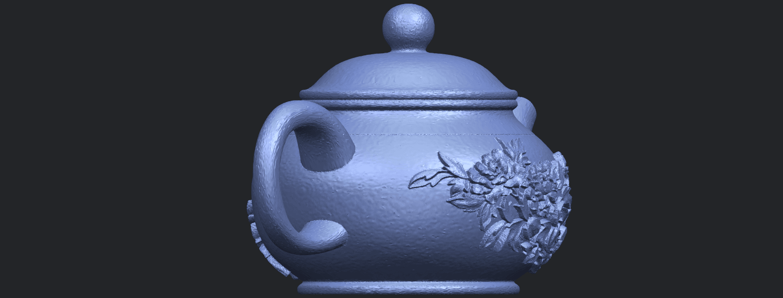 02_TDA0324_Tea_Pot_iiiB05.png Download free STL file Tea Pot 03 • 3D printing template, GeorgesNikkei