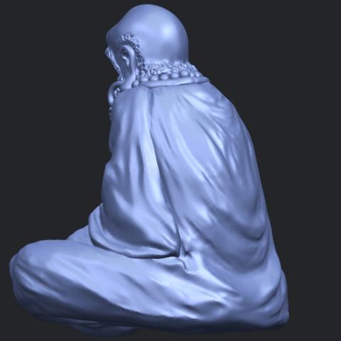 02_Da_Mo__(i)_88mmB05.png Télécharger fichier STL gratuit Da Mo 01 • Modèle imprimable en 3D, GeorgesNikkei