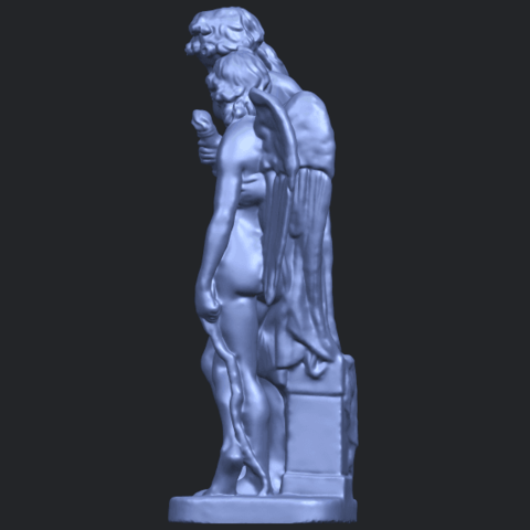13_Angel_iv_80mmB04.png Download free STL file Angel 04 • Object to 3D print, GeorgesNikkei