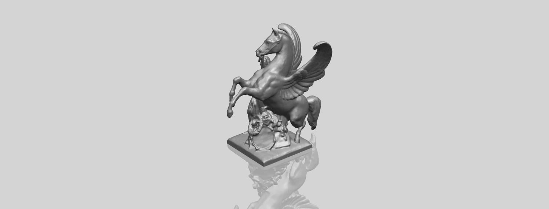 10_Horse_(v)_88.3mmA00-1.png Télécharger fichier STL gratuit Cheval 05 • Plan pour impression 3D, GeorgesNikkei
