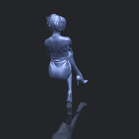 16_TDA0666_Naked_Girl_H04B00-1.png Download free STL file Naked Girl H04 • 3D printing object, GeorgesNikkei