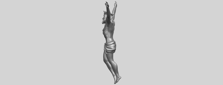 05_TDA0231_Jesus_(ii)_88mmA04.png Download free STL file Jesus 02 • 3D printing template, GeorgesNikkei