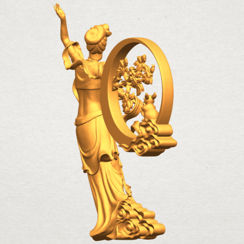 A08.png Download free STL file Fairy 10 • 3D printer object, GeorgesNikkei