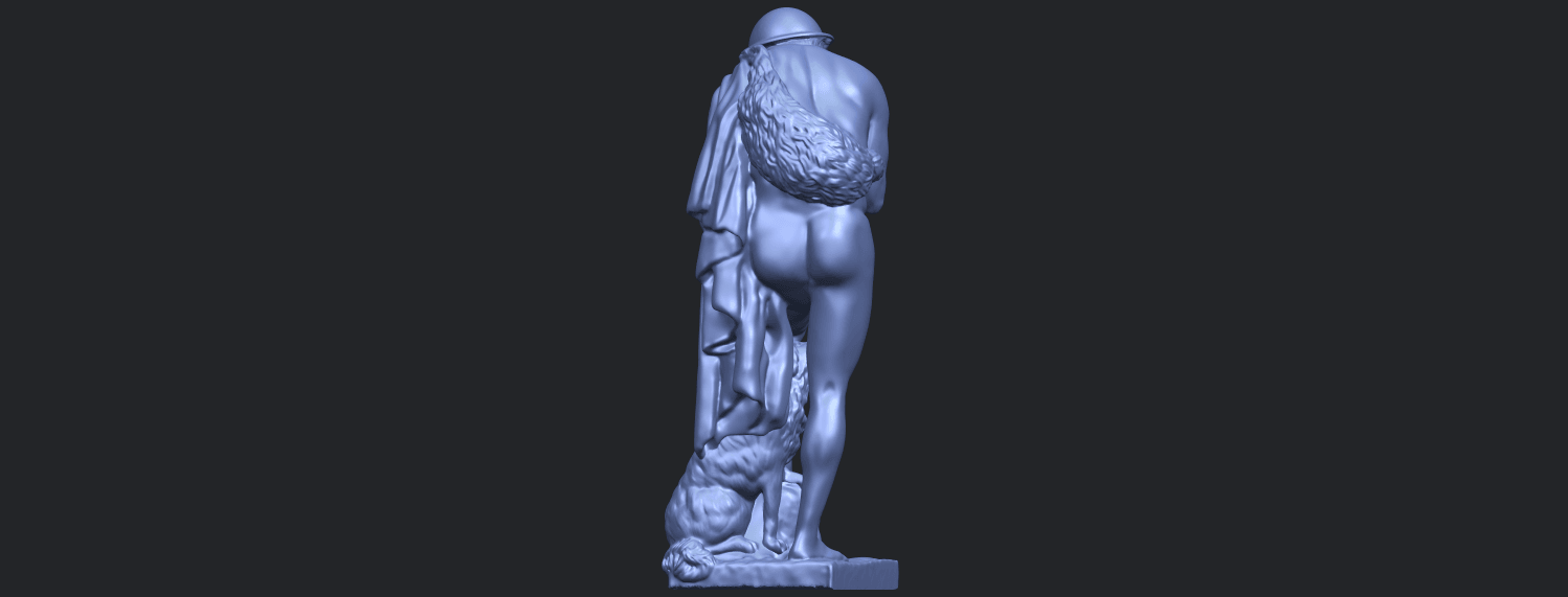 20_TDA0221_Father_and_Son_(iii)_88mmB07.png Download free STL file Father and Son 3 • 3D print model, GeorgesNikkei