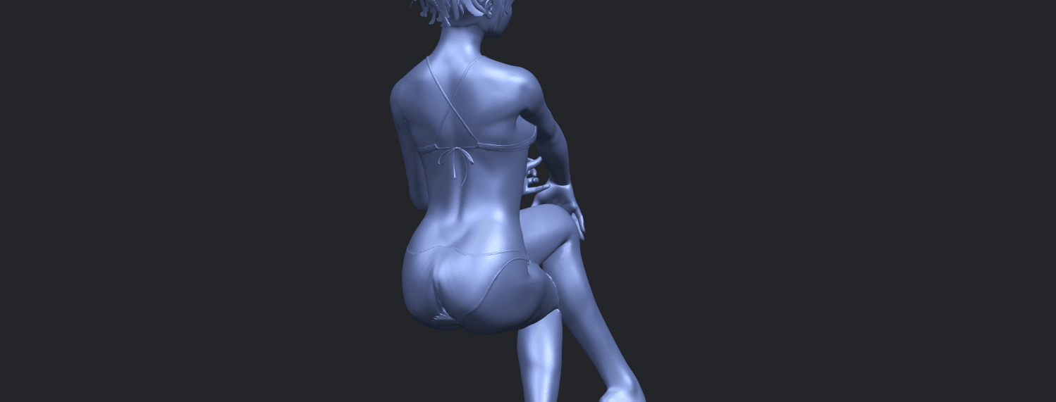 20_TDA0664_Naked_Girl_H02A10.png Download free STL file Naked Girl H02 • 3D print object, GeorgesNikkei