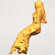 A04.png Télécharger fichier STL gratuit Fille Nue I02 • Objet à imprimer en 3D, GeorgesNikkei