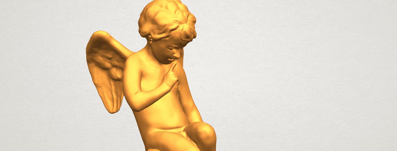A11.png Télécharger fichier STL gratuit Cupidon 01 • Modèle à imprimer en 3D, GeorgesNikkei