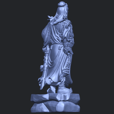 03_TDA0330_Guan_Gong_iiiB08.png Download free STL file Guan Gong 03 • 3D printable template, GeorgesNikkei