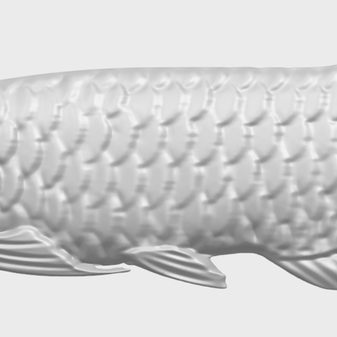 02_Fish_i_100mm_A01.png Download free STL file Fish 01 • 3D printable model, GeorgesNikkei