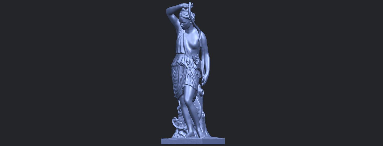 06_TDA0257_Female_WarriorB02.png Download free STL file Female Warrior • 3D print model, GeorgesNikkei