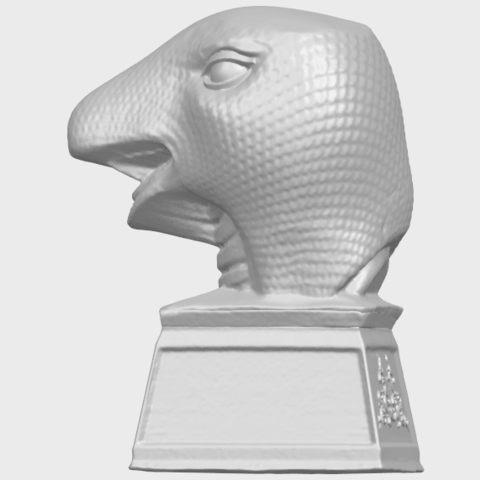 19_TDA0513_Chinese_Horoscope_of_Snake.02A04.png Download free STL file Chinese Horoscope of Snake 02 • 3D printer design, GeorgesNikkei