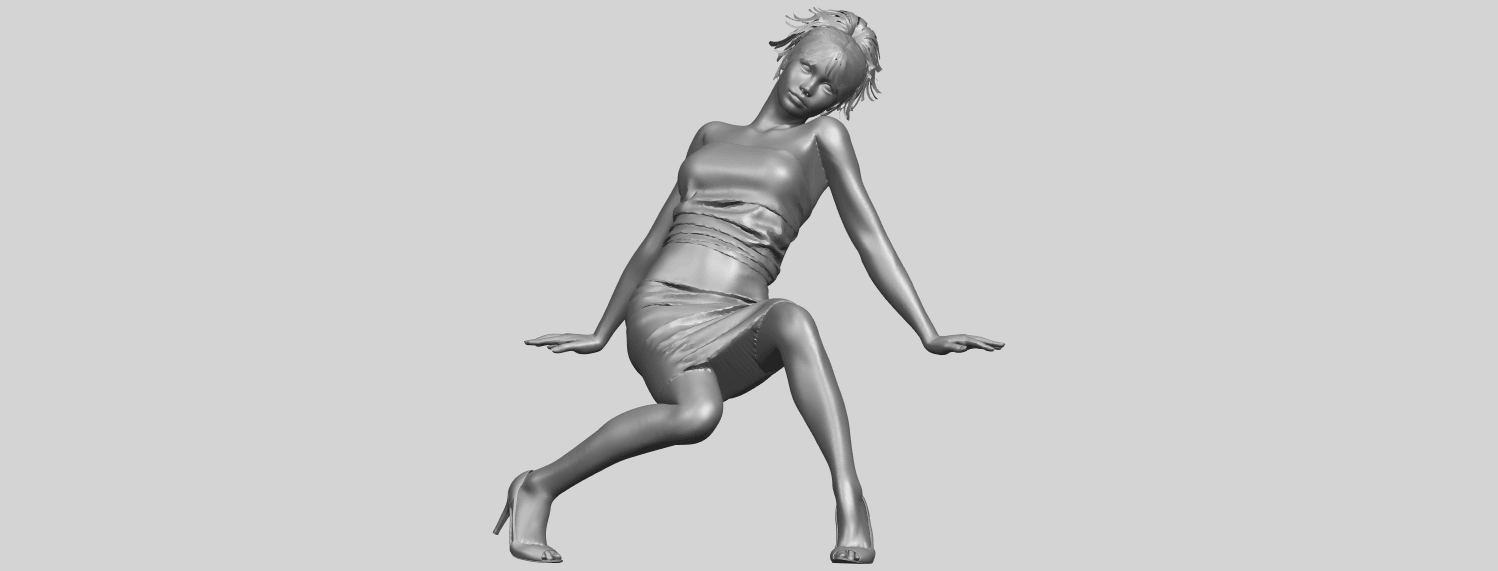 15_TDA0662_Naked_Girl_G10A01.png Download free STL file Naked Girl G10 • 3D printable template, GeorgesNikkei