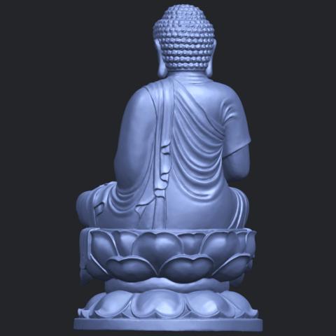 01_TDA0174_Gautama_Buddha_(ii)__88mmB06.png Download free STL file Gautama Buddha 02 • 3D print template, GeorgesNikkei
