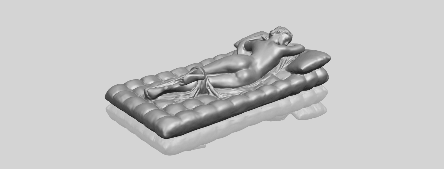 01_Naked_Body_Lying_on_Bed_ii_31mmA00-1.png Download free STL file Naked Girl - Lying on Bed 02 • Object to 3D print, GeorgesNikkei